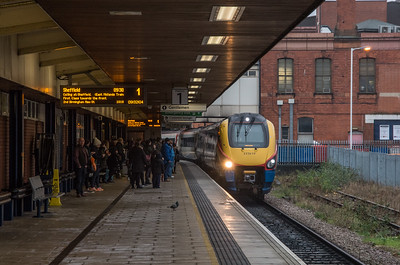 222019 arrives at Leicester
