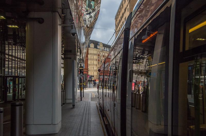 Midland Metro, Birmingham