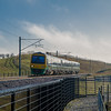 London Midland class 323 passes Norton Bridge