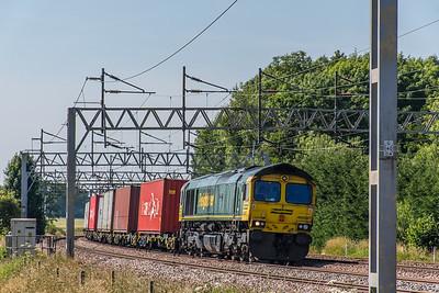 Freightliner 66597, Heamies Curve