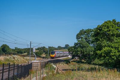 VTWC Class 390, Norton Bridge
