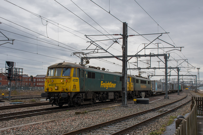 86613 & 86608, Rugby