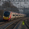 Virgin Trains Pendolino at Rugeley Trent Valley
