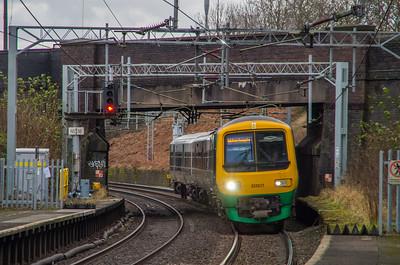 WMR Class 323, Smethwick Rolfe Street