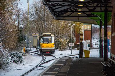 Class 139, Stourbridge Junction