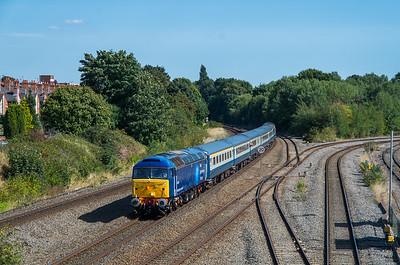 68010 'Oxford Flyer', Tyseley