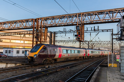220018 (XC), Manchester Piccadilly