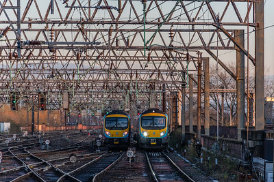 Passing TPEs - Manchester Piccadilly