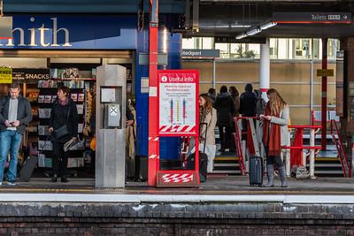 Virgin Trains - Brand Removal