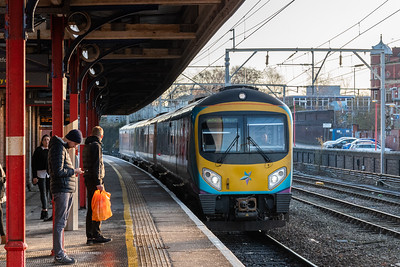 TPE Class 185 - Stockport
