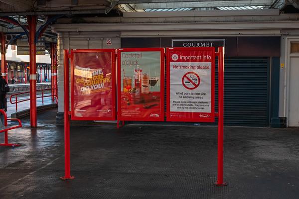 Virgin Trains - Various Posters