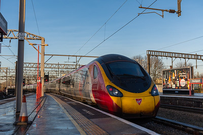390157, 1H08 EUS-MAN, Stockport