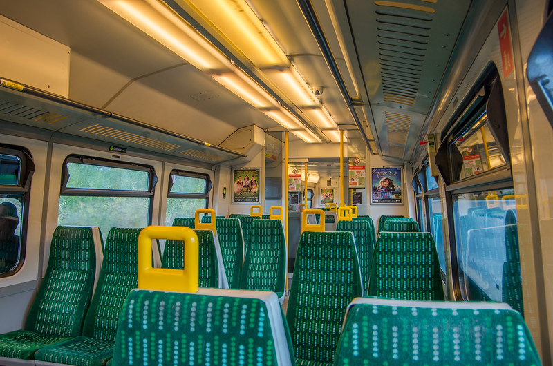 323 interior, London Midland