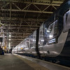 Caledonian Sleeper Mark 5 Stock, Edinburgh Waverley