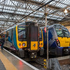 350407 & 334010, Edinburgh Waverley