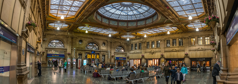 Waiting Room - Edinburgh Waverley