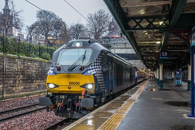 68006, Edinburgh Waverley