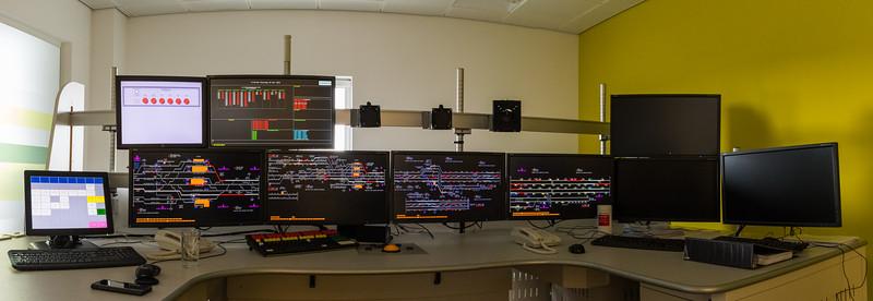 Stafford Workstation, Rugby ROC - Training Desk