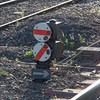 Ground discs at Shrub Hill