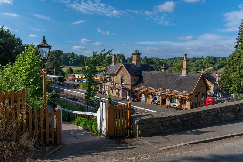 Arley Station - Severn Valley Railway