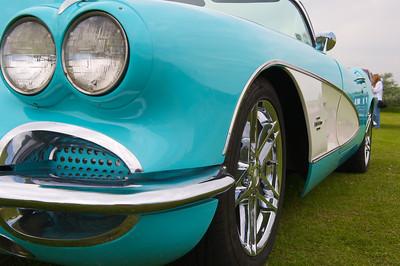 Corvette, in superb condition !