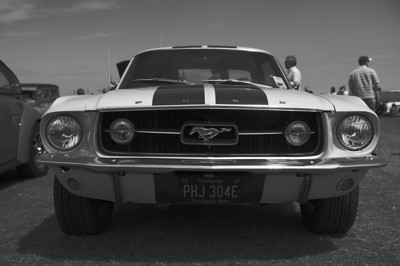 Early Ford Mustang