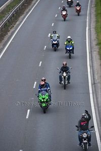 East Anglian Memorial D-Day Ride for ABF