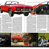 Second two pages of an article printed in the MG Owners Club magazine, October 2010 issue, pictures mainly by myself