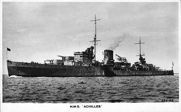 HMS Achilles