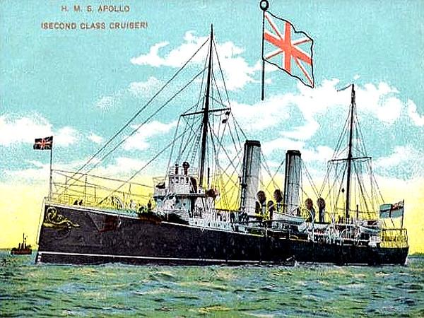 HMS Apollo