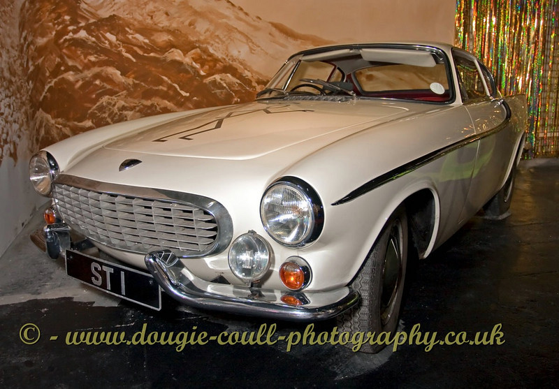 'The Saint' - Volvo P1800
