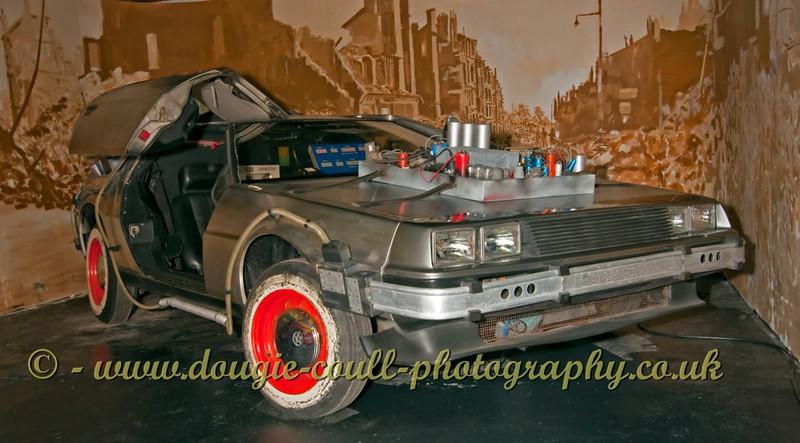 'Back to the Future' - Delorean Time Machine