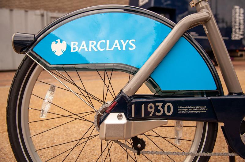 """TfL """"Boris Bike"""" hire bike"""