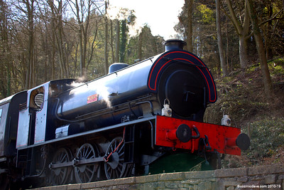 Wilbert at Norchard Staion 003