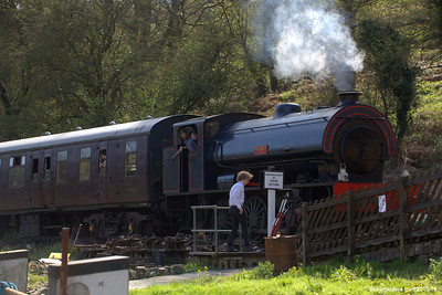 Wilbert at Norchard Station 002