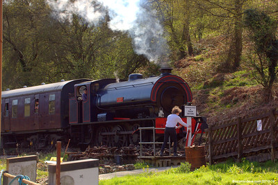 Wilbert at Norchard Station 001