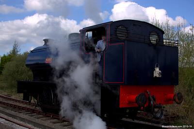 Wilbert at Lydney Junction 006