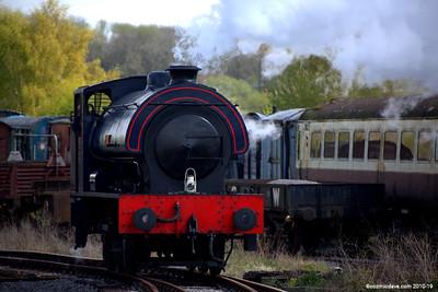 Wilbert at Lydney Junction 003
