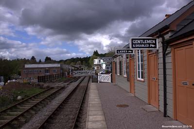Whitecroft Station 001