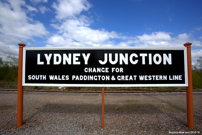Sign from Lydney Station 001