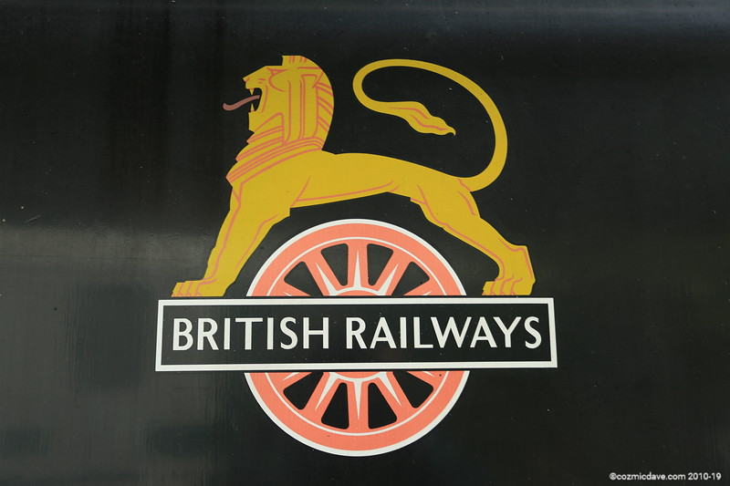 Sign from Steam Engine 001