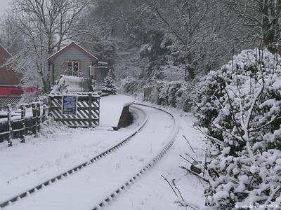 Lydney Train Station