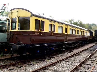Trains at Norchard Station