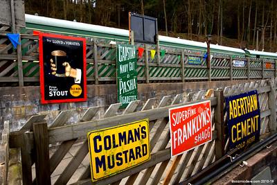 Enamel Advertising Signs