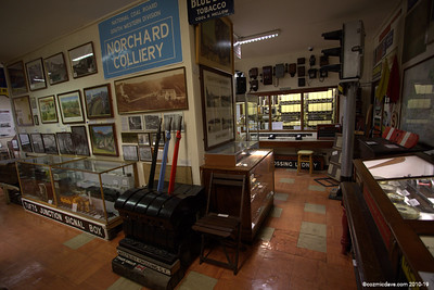 Norchard Station Museum