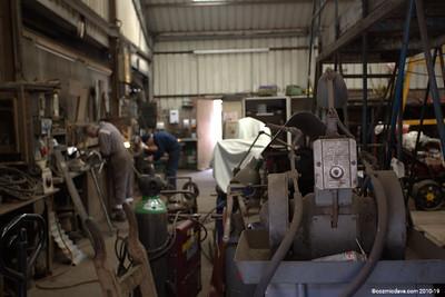 Norchard Station Workshop