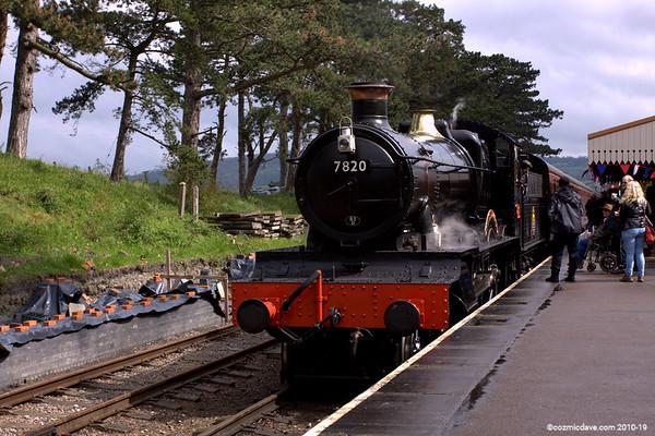 GWSR Railway 031