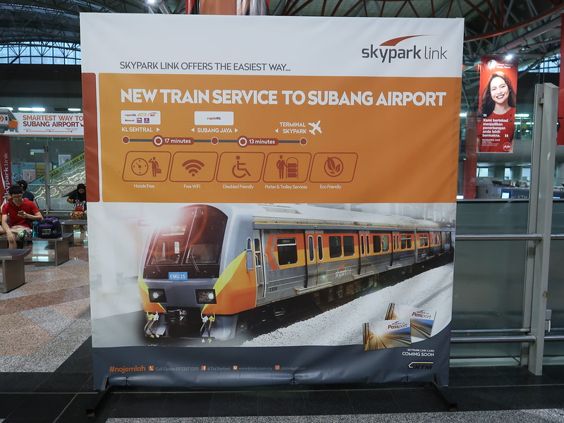 New train service to Subang Airport