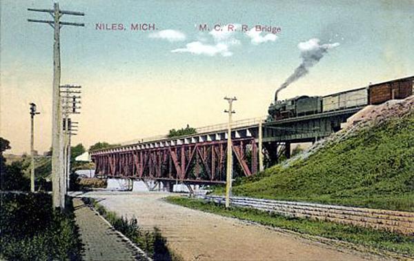 Niles, Michigan