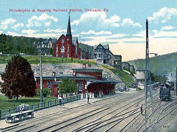 Tamaqua, Pennsylvania